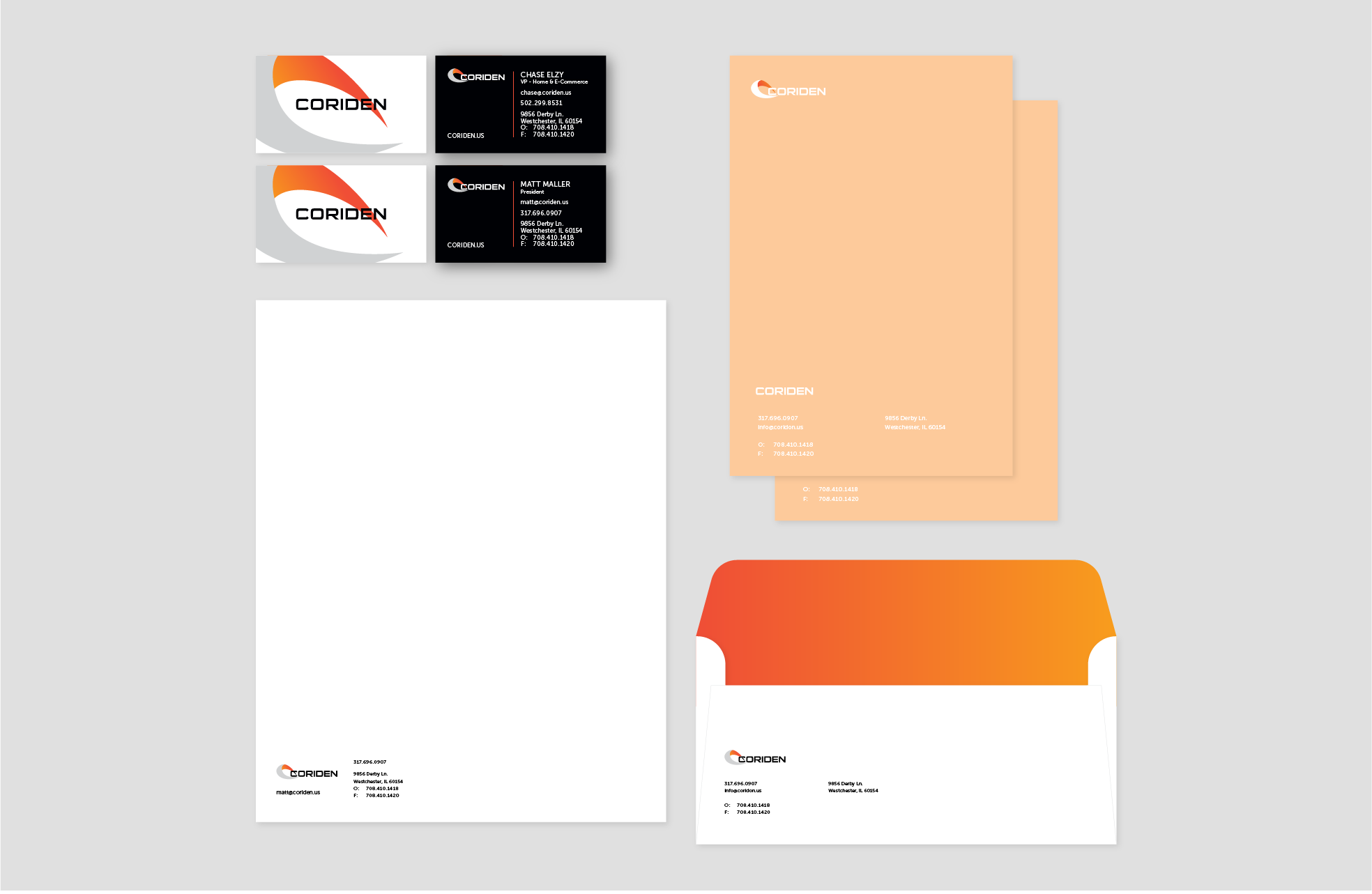 1Print_Collatoral_Business_Identity