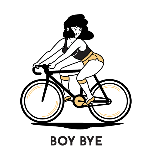 BoyBye_illustration_Bike_Girl